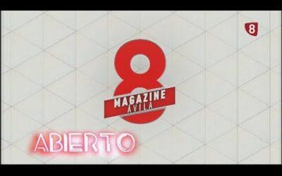 «Barrios Solidarios» en la 8 Magazine Avila