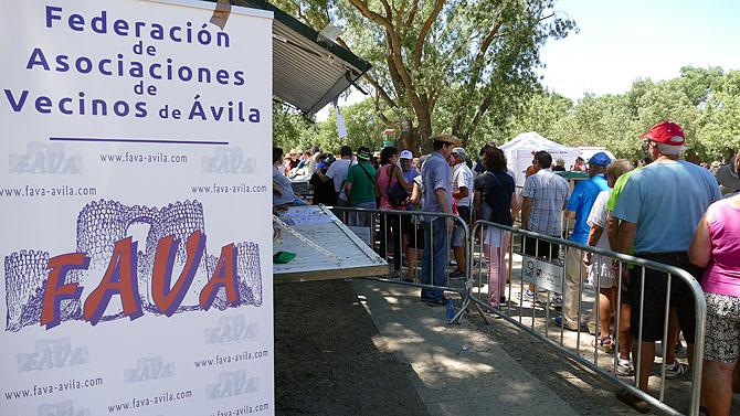 La FAVA se muestra satisfecha del resultado del programa 'Barrios solidarios'